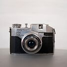 Vintage Comet camera by Flo Smith