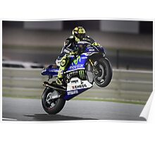 valentino rossi picture best Poster