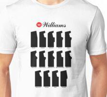 Williams Arcade Cabinets Unisex T-Shirt