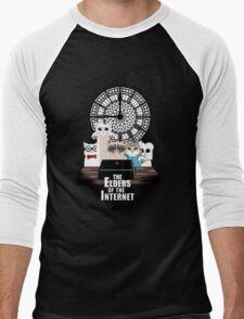 Elders of the Internet Men's Baseball ¾ T-Shirt