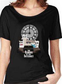 Elders of the Internet Women's Relaxed Fit T-Shirt