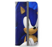 Sonic The Hedgehog Anniversary iPhone Wallet/Case/Skin