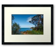 Beaumaris Bay Framed Print