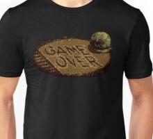 Game over metal slug Unisex T-Shirt