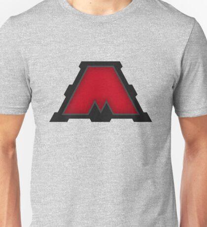 MegaCorp Red  - Ratchet & Clank Unisex T-Shirt