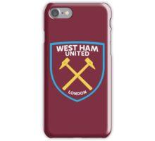 West Ham United iPhone Case/Skin