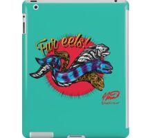Fur eels iPad Case/Skin