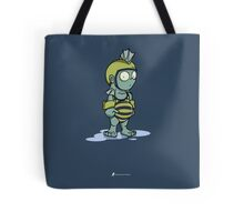 Classic Horror Babies : Creature From The Black Lagoon Tote Bag