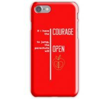 Bic Macintosh Wisdom - Quote iPhone Case/Skin