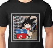Aesthetic Son Goku Unisex T-Shirt