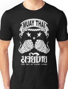 muay thai king fist Unisex T-Shirt