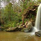 Girrakool waterfalls by Michael Matthews