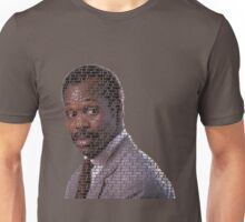 I'm too old for this shit Lethal Weapon Unisex T-Shirt
