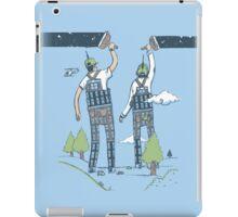 The Skyscrapers iPad Case/Skin