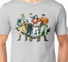 Cadillacs and dinosaurs  Unisex T-Shirt