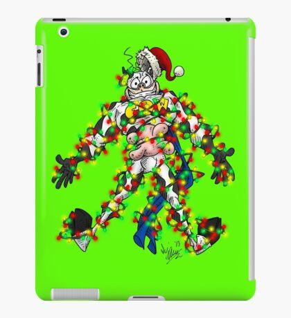 A Cowman Christmas iPad Case/Skin