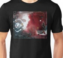 When Darkness Asked the Light to Dance Unisex T-Shirt