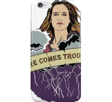Haven - Mara (Here Comes Trouble) iPhone Case/Skin