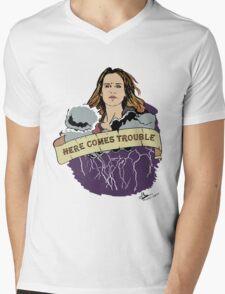 Haven - Mara (Here Comes Trouble) Mens V-Neck T-Shirt