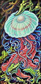 Jellyfish by PhilRobertson