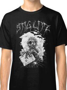 Say You Love Satan 80s Horror Podcast - Hugo Stiglitz VHS Zombie Classic T-Shirt