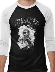 Say You Love Satan 80s Horror Podcast - Hugo Stiglitz VHS Zombie Men's Baseball ¾ T-Shirt