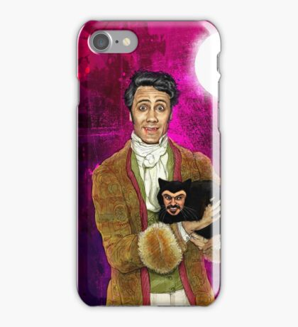 Vampstyle (What We Do In The Shadows) iPhone Case/Skin