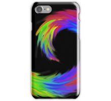 Rainbow Fluff Swirl iPhone Case/Skin