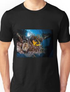 Under water photography of a Red Sea Unisex T-Shirt