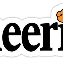Sheerios Sticker