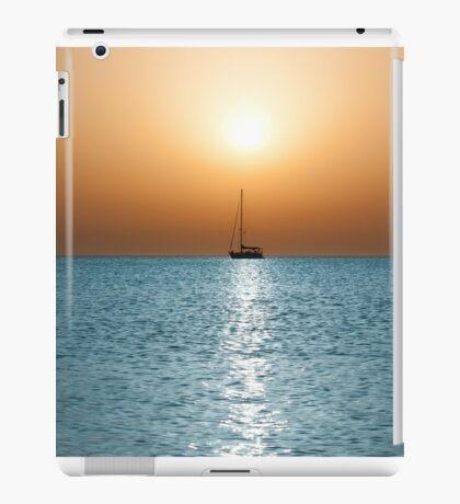 Fantasy sailboat iPad Case/Skin