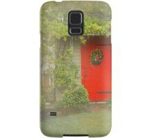 The Red Door Samsung Galaxy Case/Skin