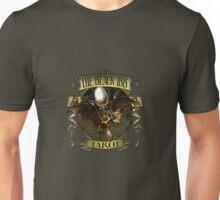 The Black Ibis Tarot - Queen of Wands Unisex T-Shirt