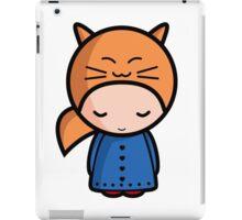 Kawaii girl Sarah iPad Case/Skin