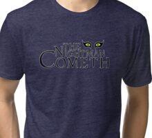 It's Always Sunny in Philadelphia- The Nightman Cometh  Tri-blend T-Shirt