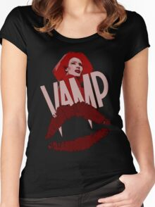 Vamp Women's Fitted Scoop T-Shirt