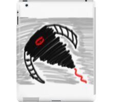 Cyclone Demon iPad Case/Skin