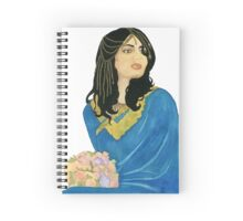 Princess Fatima Spiral Notebook
