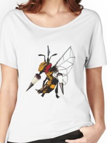 Beedrill- Techno Women's Relaxed Fit T-Shirt