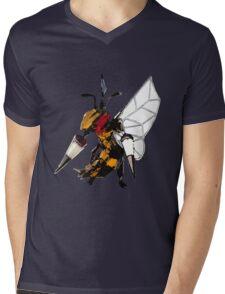 Beedrill- Techno Mens V-Neck T-Shirt