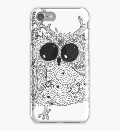 You Only Love Owls iPhone Case/Skin