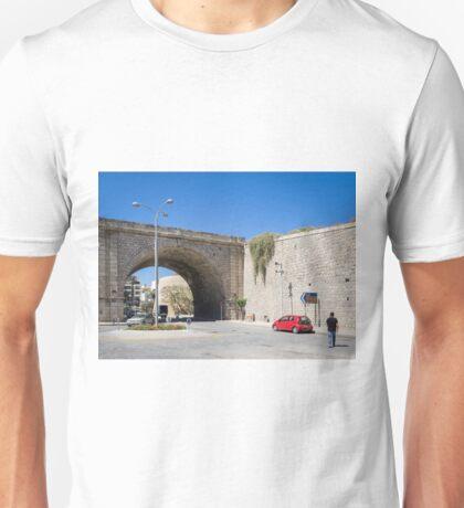 City Walls of Heraklion Unisex T-Shirt