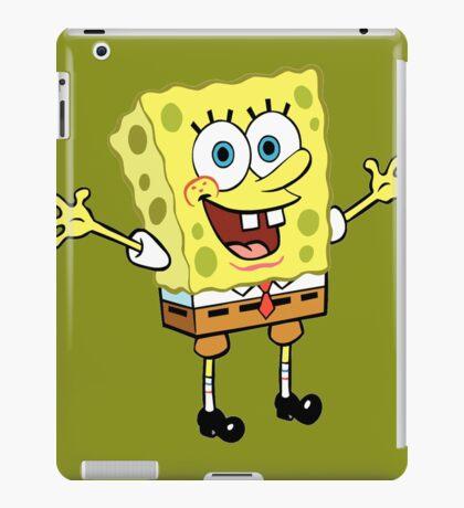 spongebob #1 iPad Case/Skin