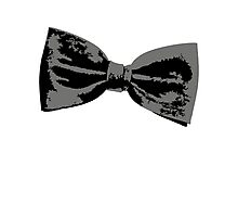 Bow Tie (inclined right) Photographic Print