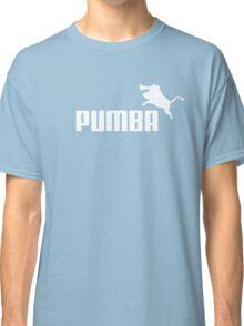 Pumba Logo Classic T-Shirt