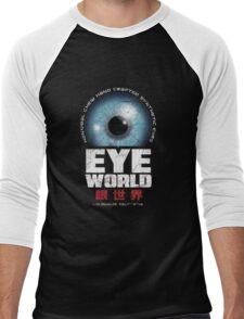 Eye World Men's Baseball ¾ T-Shirt