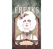 The Beauty Freaks - The Albino Photographic Print