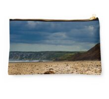 Hunmanby Gap, North Yorkshire Studio Pouch