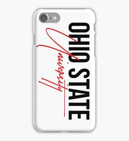 Ohio State University iPhone Case/Skin