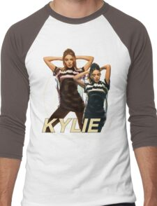 Kylie Minogue - What Do I Have To Do? - 90's Music Men's Baseball ¾ T-Shirt